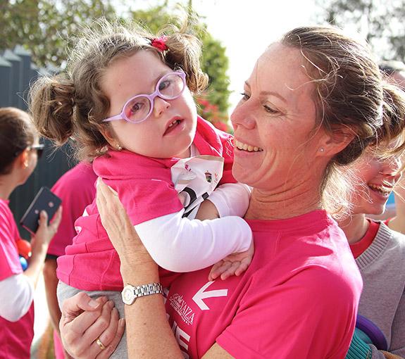 carrera solidaria princesa Yaiza